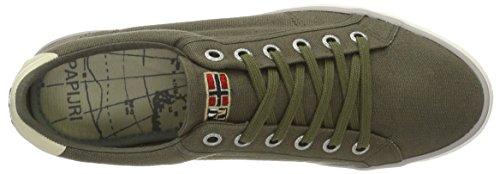 Napapijri Astrid, Sneakers basses femme Grün (new khaki)