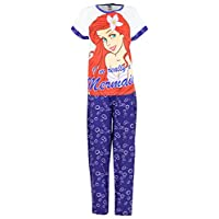 Disney Little Mermaid Womens Ariel Pyjamas