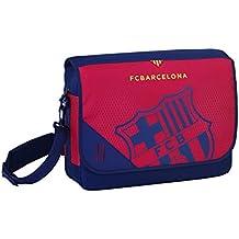 "Safta 611572340 - Funda para ordenador portátil de 15.6 "", con estilo de FC Barcelona"