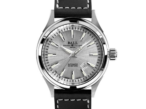 Ball Fireman Victory Ladies Automatic Watch, Stainless steel, NL2098C-L3J-SL
