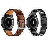 Yayuu Compatible Bracelets de Montre Samsung Galaxy 46mm/Gear S3 Frontier/Classic...