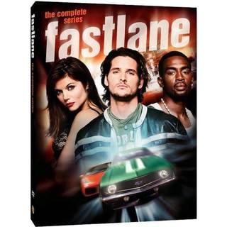 Warner Bros. Fastlane The Complete Series (DVD-Film)