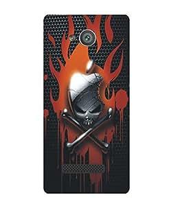 Techno Gadgets back Cover for Sony Xperia E4g