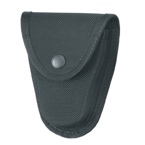 Gould & Goodrich X71 Handcuff Case Place On Belt Up To 2-1/4-Inch (Black Ballistic Nylon) (2 Hunter 1/4)
