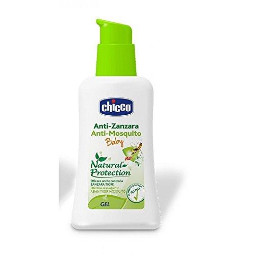 Chicco anti-zanzara gel 60ml1066100000