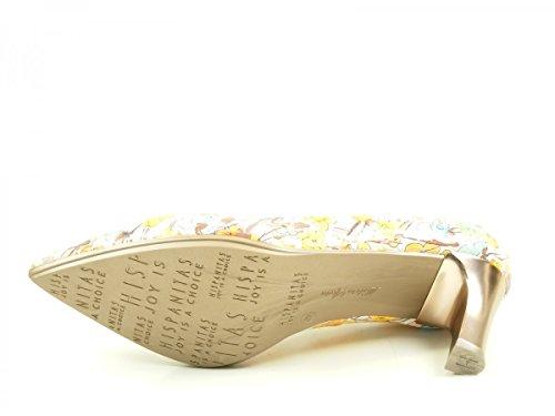 Hispanitas Honey HV74348 escarpins femme cuir Gelb
