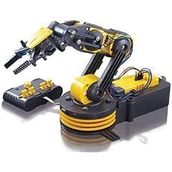 CEBEK - Kit Juguete Didactico Educativo Brazo Robotico Con Mando It C-9895