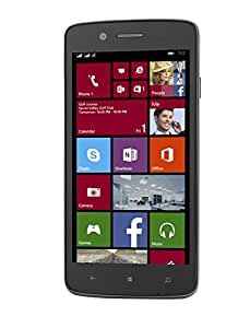 Prestigio MultiPhone 8500 Duo Smartphone Wi-Fi/Bluetooth Windows 8 8 Go Noir