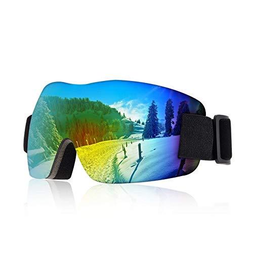 Skiing Eyewear Skiing & Snowboarding Cheap Sale Skiing Snowboarding Mask Winter Snowmobile Motocross Sunglasses Unisex Ski Goggles Windproof Uv Protection Winter Sport Glasses Clear-Cut Texture