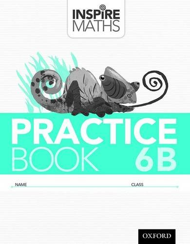 Inspire Maths: Practice Book 6B (Pack of 30)