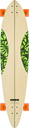 Globe Longboard Monstera Pintail 44 Natural/Monster, One size