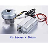 Mahanandhi Web Services 12V Air Suction Brushless DC Centrifugal Motor And Drive Planter Blower