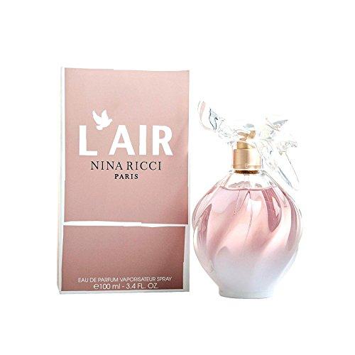 Nina Ricci L'Air Eau de Parfum Vaporisateur Spray 100 ml