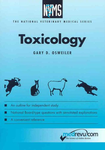 Toxicology (National Veterinary Medical Series)