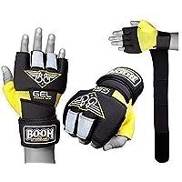 Muay Thai Fight Handschuhe Leder 284/bis 454g Boom Prime Maya Boxhandschuhe MMA Sparring Training Boxsack