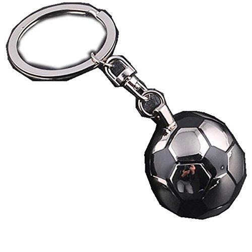 Emorias 1 Pcs Llaveros Aleación El fútbol Personalizados