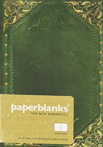 Paperblanks - The New Romantics Velvet Cape - Notizbuch Mini Unliniert