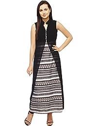 Adyuth Women Crepe Georgette Dress