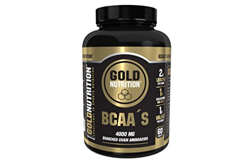 Gold Nutrition Bcaa 60 Comprimidos - 1 Unidad