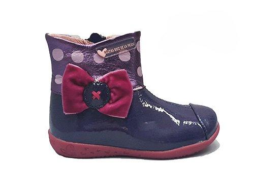 Agatha Ruiz de la Prada Monia, Chaussures basses mixte bébé Violet