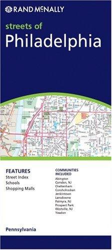 Philadelphia (Rand McNally Folded Map: Cities)