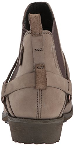 Teva Damen Delavina Dos Chelsea W's Boots Grau (Bungee Cord)