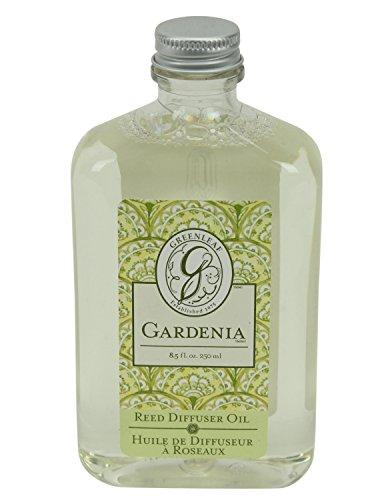 Greenleaf Nachfüll Reedöl Refill 250ml Duftzerstäuber Diffuser Öl Gardenia (Duft Diffuser öl Gardenia)
