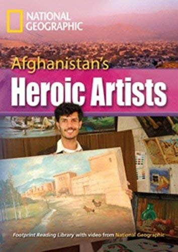 Afghan art preservation. Footprint reading library. 3000 headwords. Level C1. Con DVD-ROM
