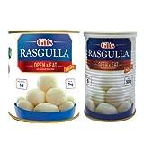 #1: Gits Rasgulla, 1kg with Free Rasgulla, 500g
