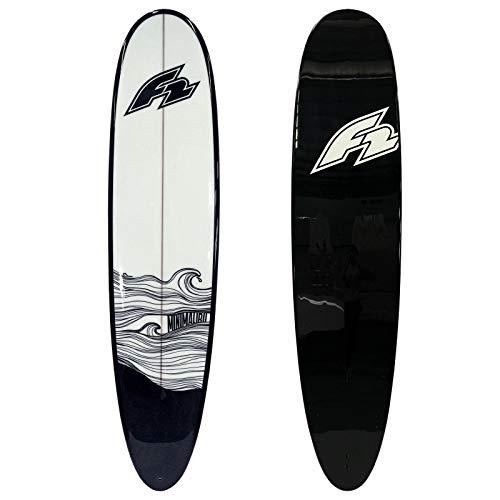 """F2 Mini Malibu #2~8,3\"""" 253 x 57 x 8 cm ~ WELLENREITER Surfboard ~ TESTBOARD"""