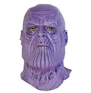 Star Wars z888830Marvel Avengers Infinity War Deluxe Thanos Máscara, Blue