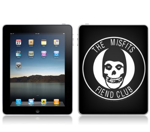 "MusicSkins Misfits-Fiend Club "", per Apple iPad"