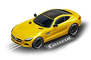 Carrera Toys- Mercedes-AMG GT Coupé solarbeam Coche (20041412)