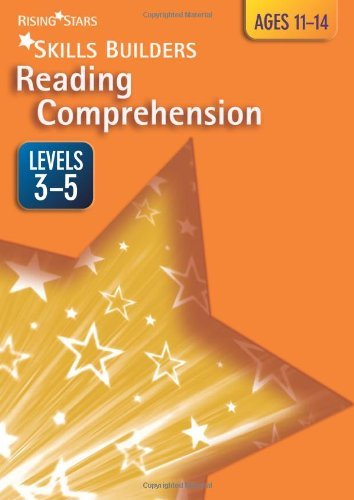 By Marie Lallaway - Rising Stars Skills Builders Reading Comprehension Levels 3-5Level 3-5