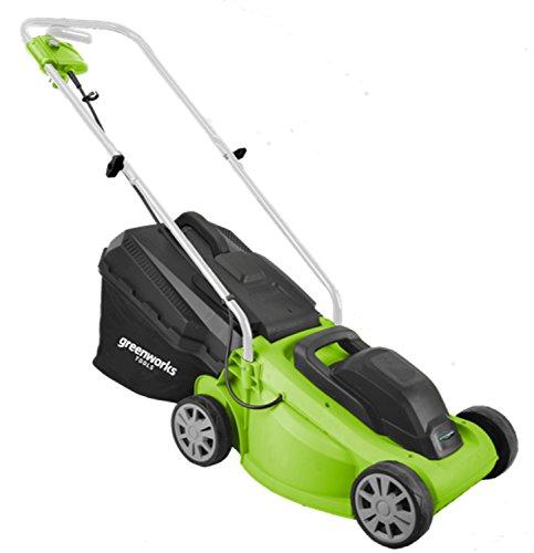 Greenworks Elektrischer Rasenmäher 32cm 1200W - 2502207