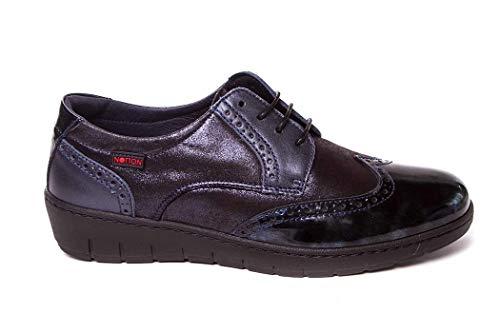 Zapato Casual Piel Mujer - Muy cómodo - Notton 3024