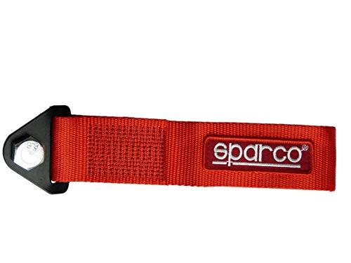 sparco-correa-de-remolque-perno-y-tuerca-incluidos-cuerdas-para-remolque-sparco-red-tow-strap-bolt-h