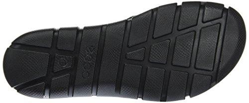 Ecco Herren Intrinsic Sandal Schwarz (51052black/black)