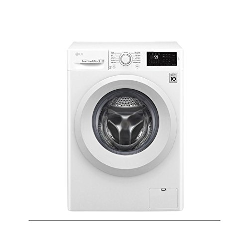 LG Electronics LG Washing Machine Drum Front f2j5wn3�W 6.5�kg 1200rpm A + + +