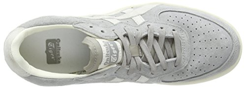 Onistuka Tiger Gsm, Unisex-Erwachsene Sneakers Grau (light Grey/off White 1399)