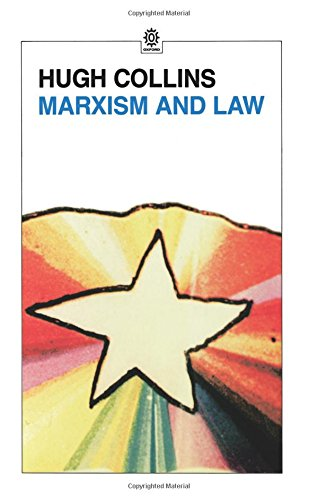 the marxist notion of law as Evolutionary influences are especially visible in marxist legal theory because marx rejected the god of creation, he was deeply scornful of the doctrine of human sin, and convinced that the evolution of human nature would lead to its absolute perfection.