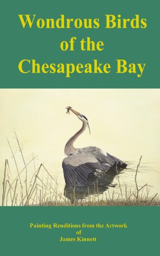 Wondrous Birds of the Chesapeake Bay book cover
