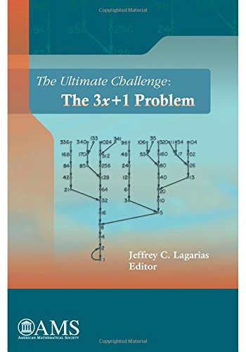 The Ultimate Challenge: The 3x+1 Problem