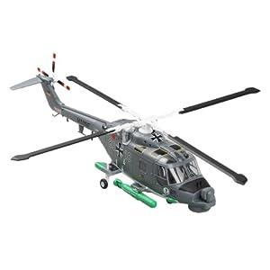 Easy Model 36928  - Helicóptero de la Armada alemana Lynx MK 88 83-18 (escala 1:72) Importado de Alemania