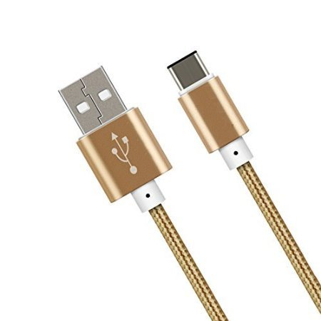 USB Golden Cable,Data Cable,Fast Charging cable,Quick Charging Cable & Data Transfer cable For All Android Mobiles, Smartphones, Tabs, E-Readers, Camera, Power-bank, GPS, and other Micro-USB Compatible Devices ,Cloth (fabric) Tangle free,data cable & charging cable,Compatible with Android mobiles like Samsung, Blackberry, Htc, Micromax, Karbonn, Motorola, LG, Sony, Xiaomi, Lenovo, huawei & More ,Golden Colour A Quality Product By TrenDiSs Comes With 30 Days Money Back Guarantee  available at amazon for Rs.129