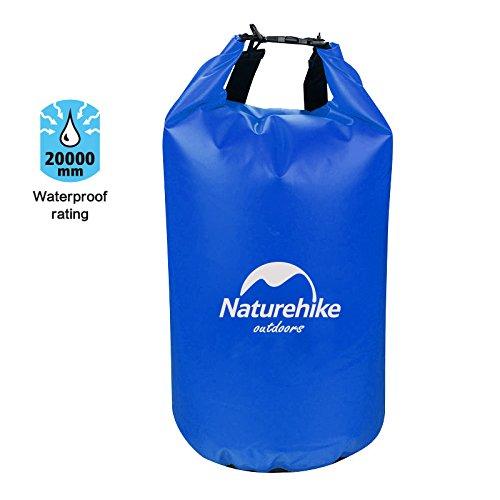 Naturehike Multifunktionale Doppelschultern Wasserdichte Tasche 50l Yellow