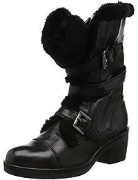 Geox Damen D Demy B Biker Boots