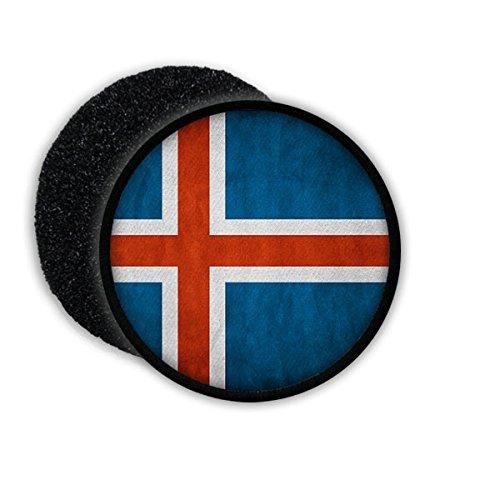 Copytec Parche de Iceland Islandia
