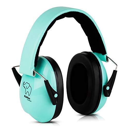 SCHALLWERK ® - Kapselgehörschutz Kiddies 27 dB - Gehörschutz für Kinder - Dämpft Lärm & Schützt Kinderohren- Ideal Für Alltag, Feste & Feiern, Sport- & Musikevents