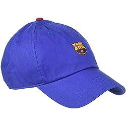 Nike FCB U NK H86 Core Gorro, Unisex Adulto, Azul (Royal Intenso) / Rojo (Noble), Talla Única